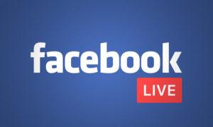 Logo: Facebook LIVE